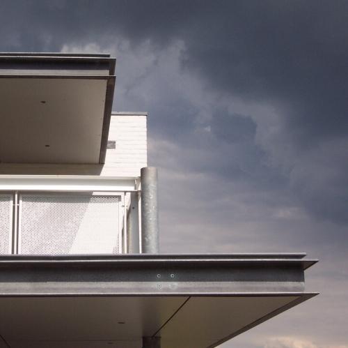 Andr scherpenisse architect woonhuis hondmann - Entreehal met trap ...